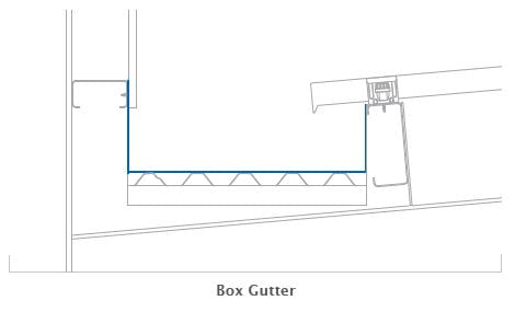 Image Result For Gutters For Metal Roof
