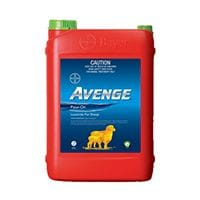 Bayer Avenge Pour-On Lousicide 20Lt