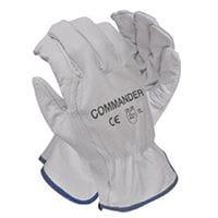 Commander Premium Cowhide Rigger Gloves