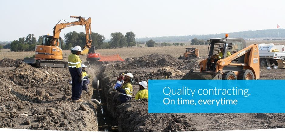 Pcp Solutions Plumbing Civil Plant Hire Queensland