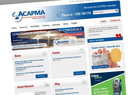 Client Spotlight - ACAPMA