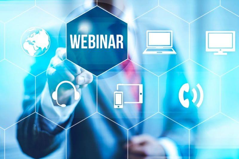 Top Website tips for Financial Planners: Online Webinar