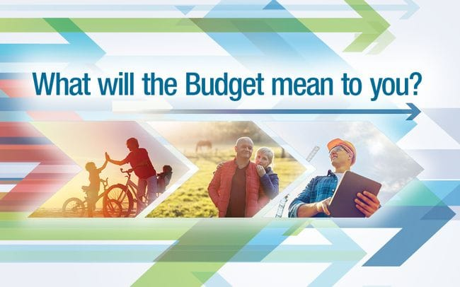 What will the budget mean to you?