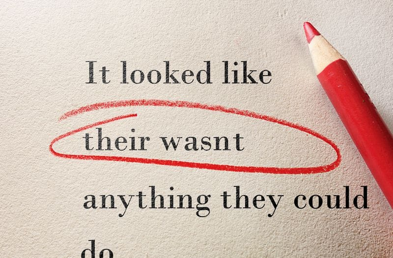 Grammar Guru: 11 Grammar Mistakes Prevalent in Web Copy