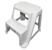 sc 1 st  Plastics Plus & 2 step plastic stool islam-shia.org
