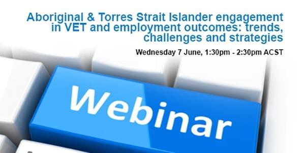 Interested in ATSI engagement in VET?