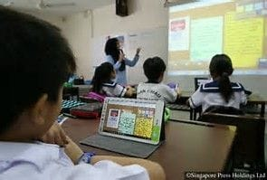 Our best on a par with Singapore's struggling students