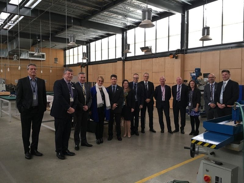 Australian Catholic Technical & Vocational Colleges Association visits Catholic Regional Colleges in Melbourne