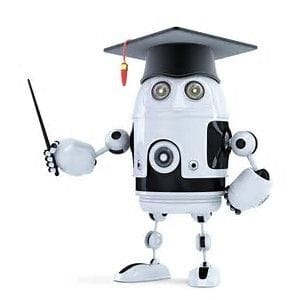 Robots Taking conducting classes in your school - a futurists view of Education