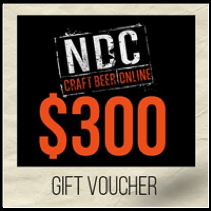 $300 Dollar Gift Voucher