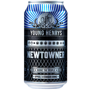YOUNG HENRYS NEWTOWNER CAN SGL 375ML