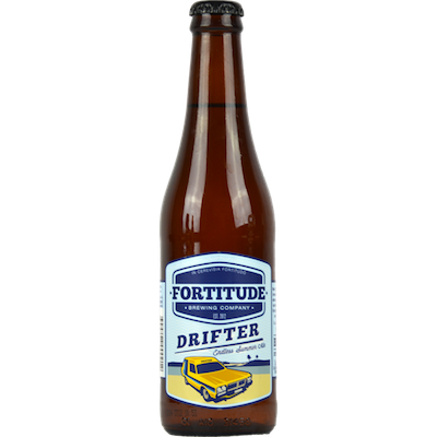 FORTITUDE DRIFTER SUMMER ALE CAN