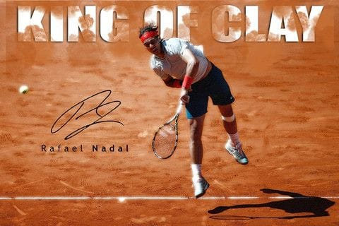 The King(s) of Clay