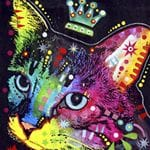 Cat Pop Art 115435