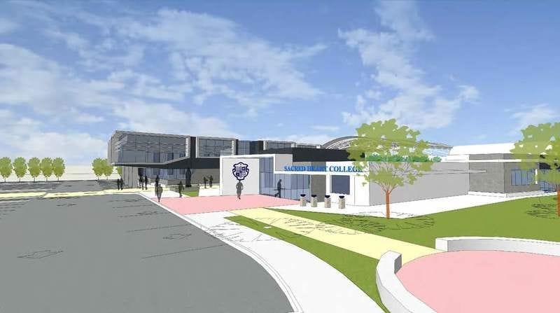 Champagnat Campus in Progress