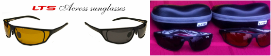 LTS Polarised Sunglasses - Across