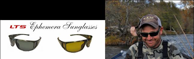 LTS Polarised Sunglasses - Ephemera