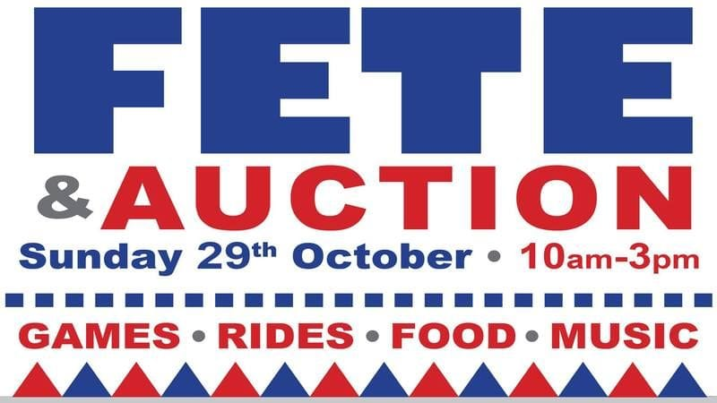 Fete is 39 Days Away...!