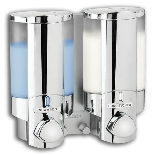 AVIVA Dispenser 2 - Chrome