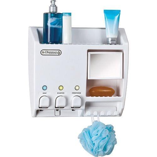 ULTI-MATE Dispenser 3 - White