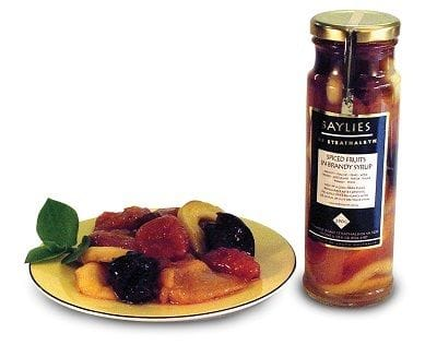 Jams & Preserved Fruits