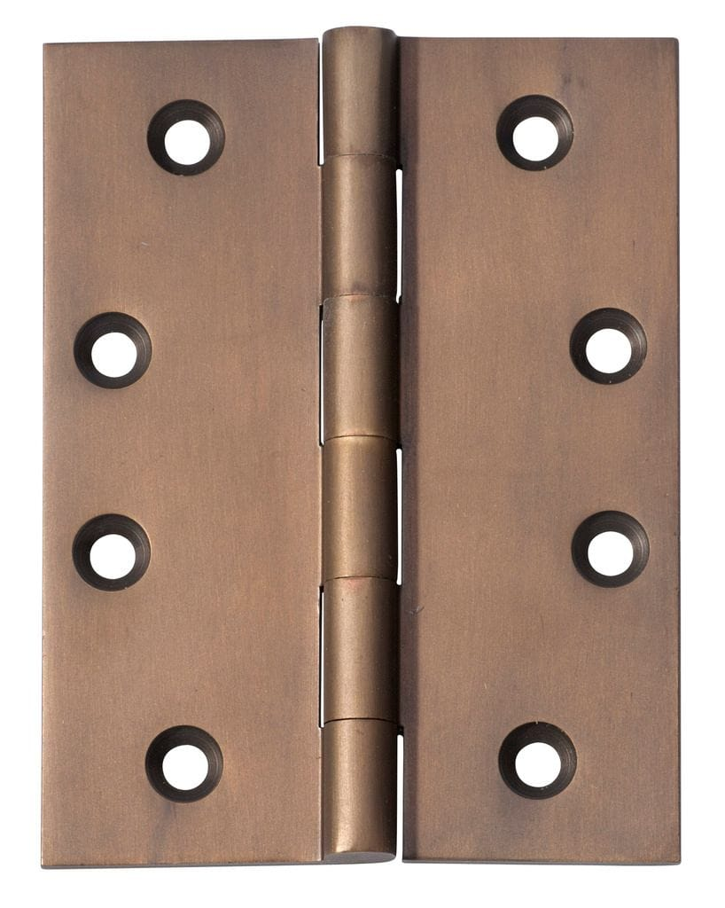 Hinge - Fixed Pin Antique Brass2373