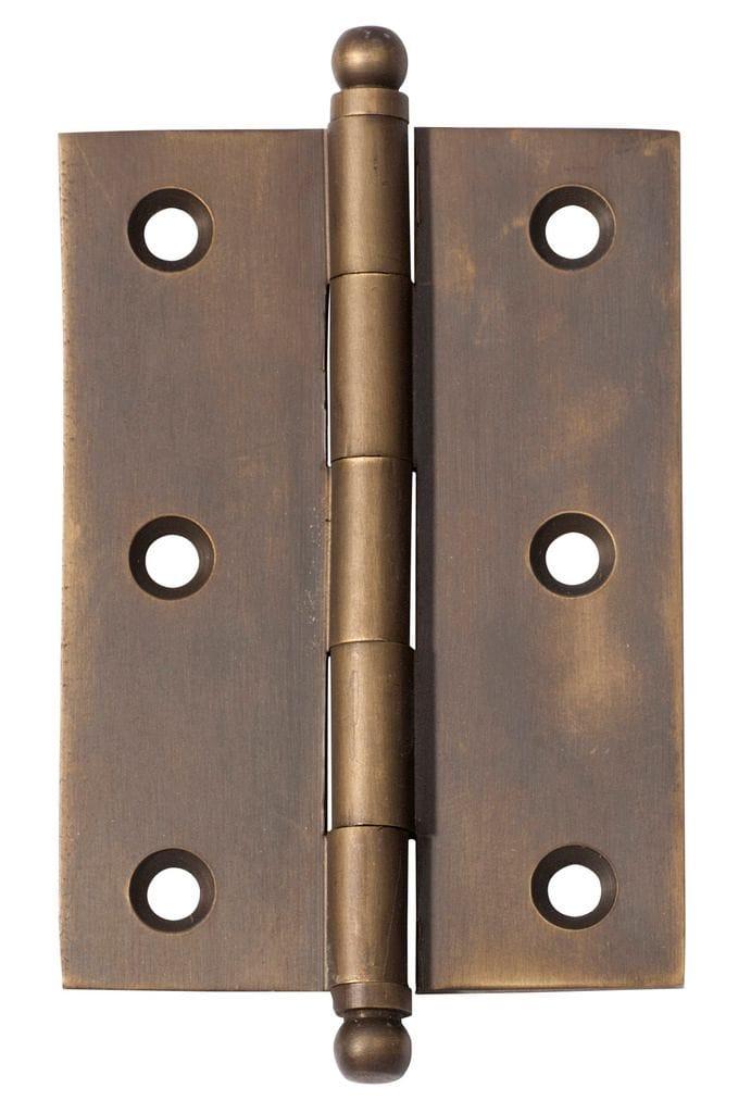 Hinge - Loose Pin Antique Brass2375