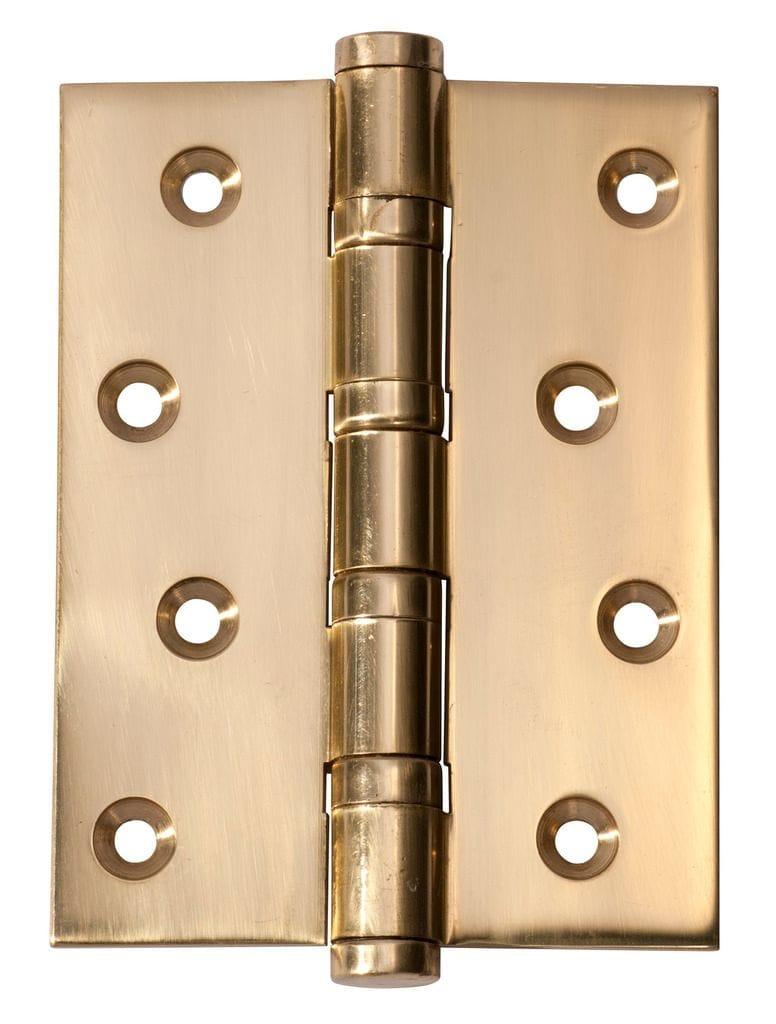 Hinge - Ball Bearing Polished Brass2463