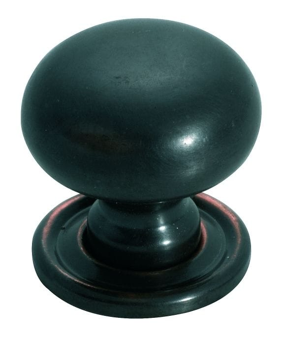 Cupboard Knob Antique Copper3655