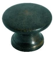 Cupboard Knob Antique Brass3717
