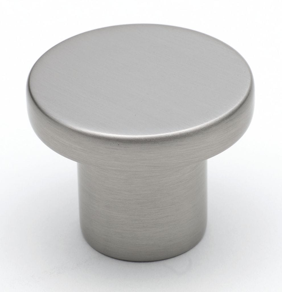 Cupboard Knob Stainless Steel Finish7186
