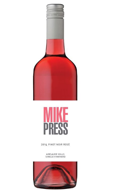 MIKE PRESS PINOT ROSE 750ML