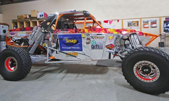 SNAP - SMU Racing Partnership