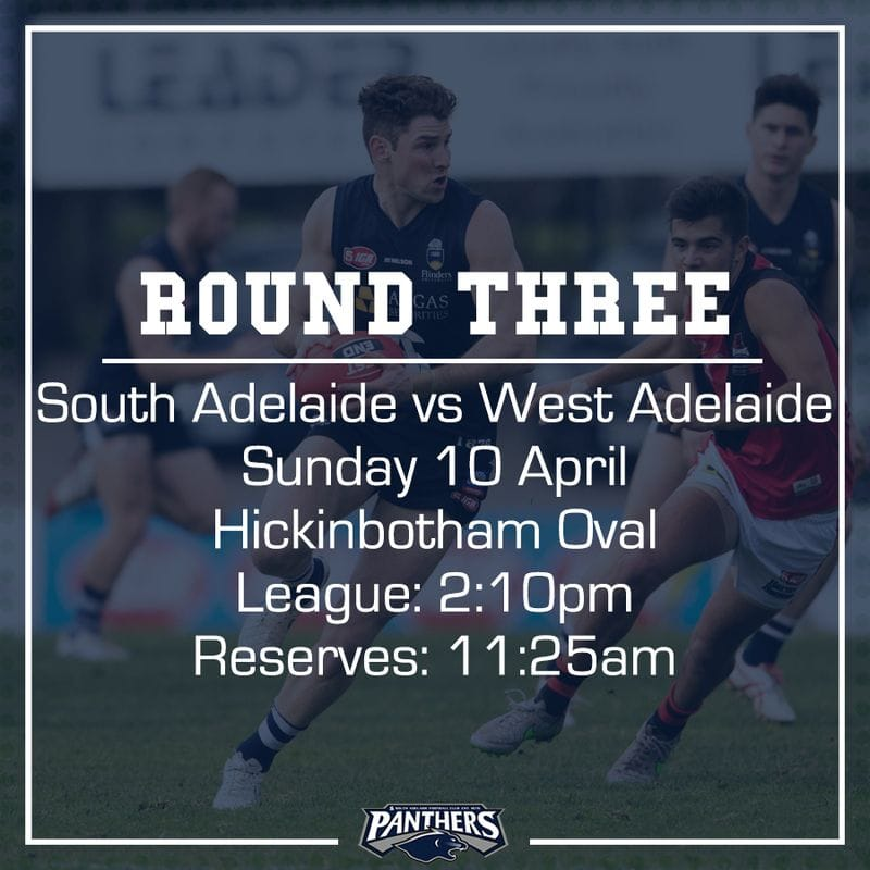 Round Three: South vs West - Teams