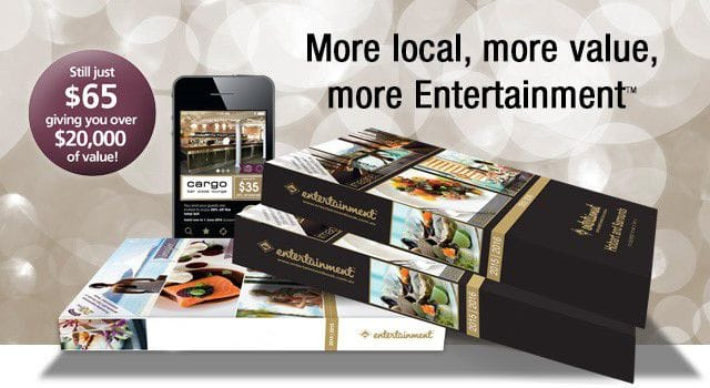 Help us Fundraise with the Entertainment Book!