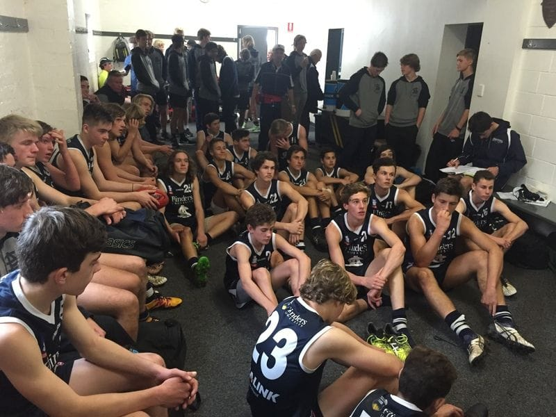 2016 SANFL State Youth Championships - Day 1 Results