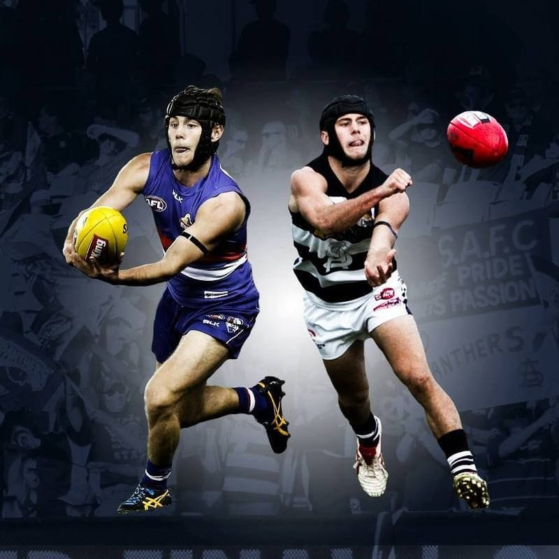Caleb Daniel Standing Tall in the AFL