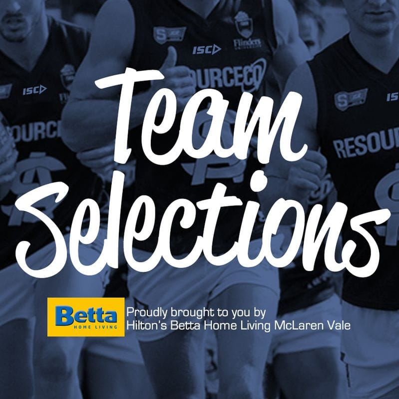 Betta Teams: Round 14 - South Adelaide vs West Adelaide