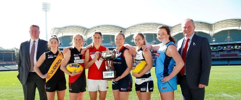 South Adelaide Football Club - Open Women's Football Trials