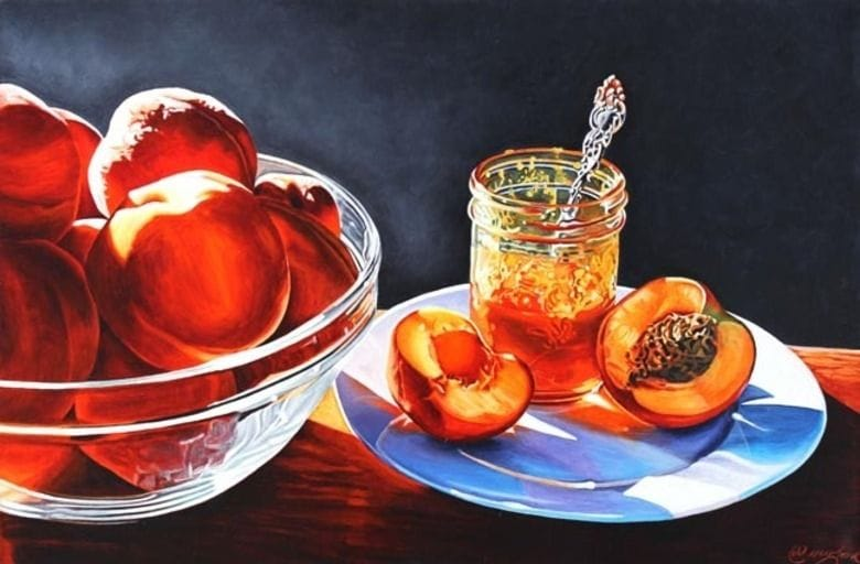 Peaches Preserves