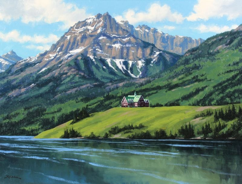 The Prince of Wales (Waterton)