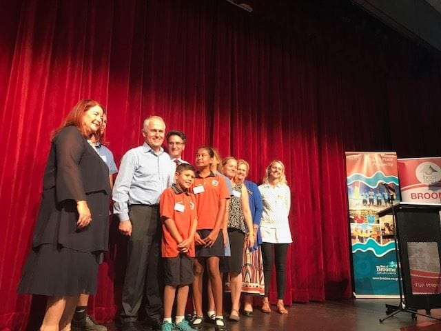 Turnbull on education: WA treated very unfairly