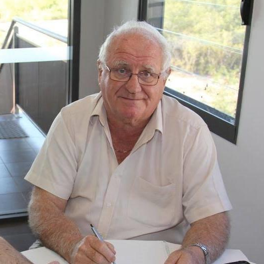 Shire of Broome election: Graeme Campbell