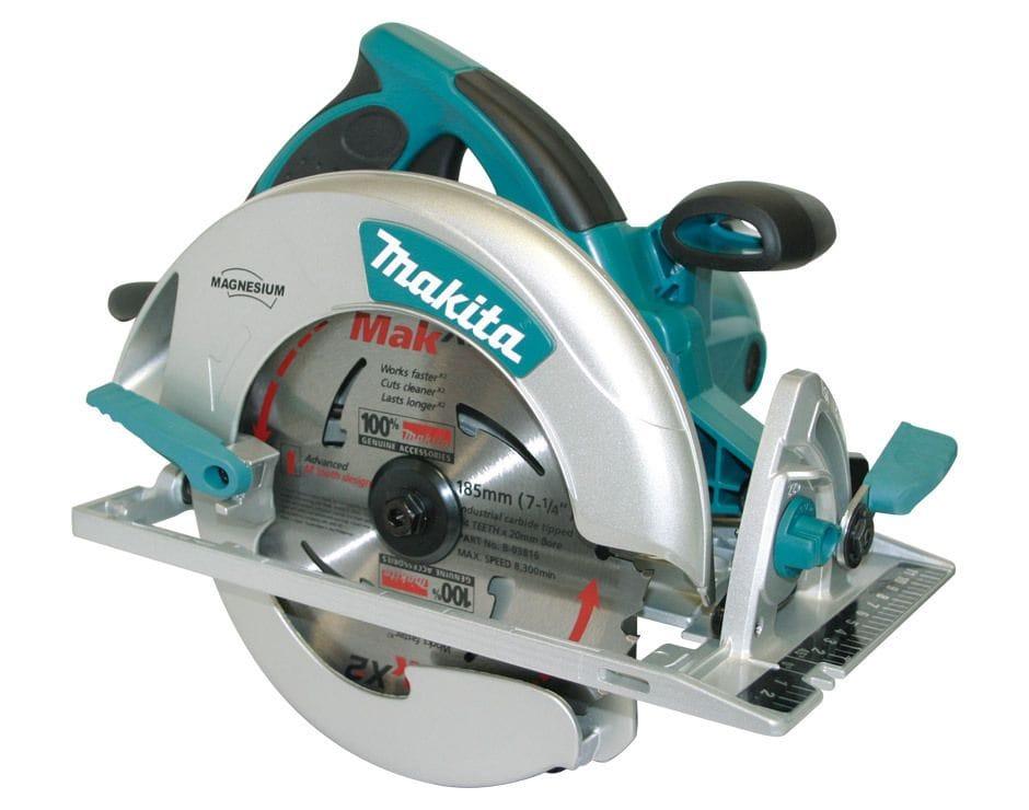 """Makita 5007MGK 1800W 185mm (7-1/4"""") Circular Saw"""