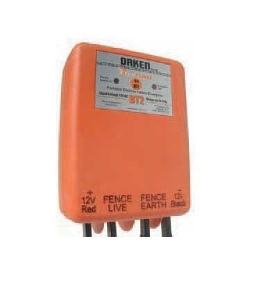 Daken Techfence 2km Battery Energiser