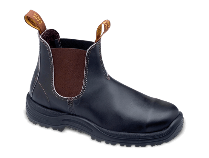 Blundstone 172 - Elastic Side Leather Safety Boots