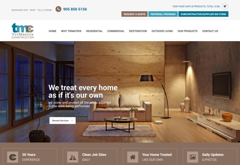 Website Renovations