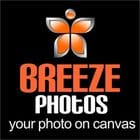 Breeze Photos Your photo on canvas