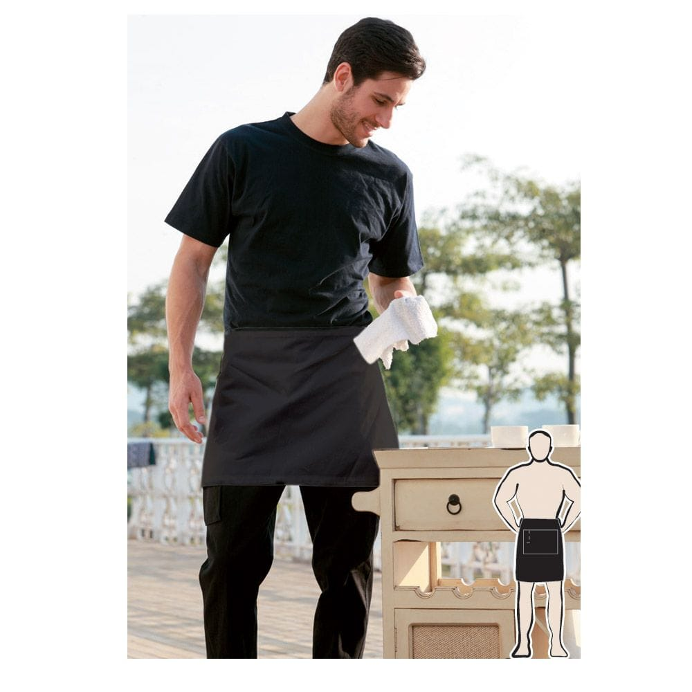 3/4  Apron - With Pocket