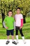 Kids Double Sleeve T